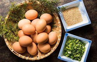 ゆで卵を茹でた後の水の安全性