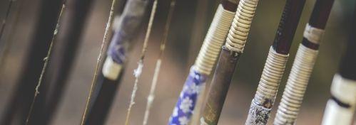 弓道の握り革の替え時はいつか