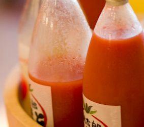 トマトジュースと起立性調節障害