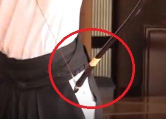 弓道の左肩が抜ける原因と改善法