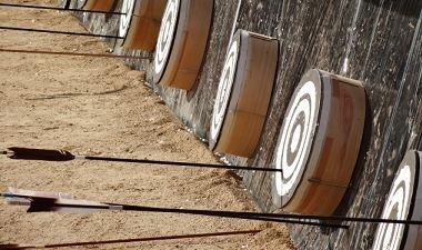 弓道参段の合格率