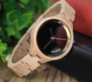 木製腕時計の防水性