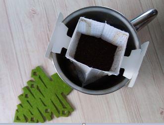 浸かるタイプのドリップバッグコーヒーはマズいのか