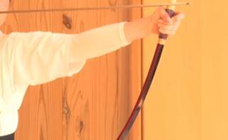 弓道で性格悪いと良くない理由