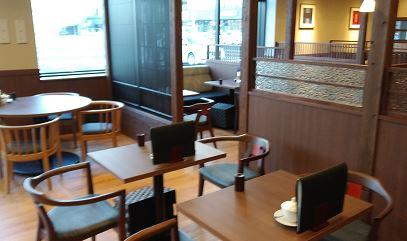 倉式珈琲店イオンタウン川西でパソコン作業はできるか
