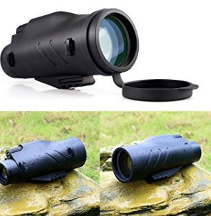 遠的競技の矢所が見やすい、SVBONY SV32 単眼鏡 10x50
