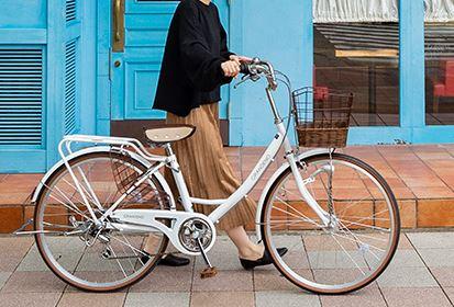 通学にいい自転車グランディーノ