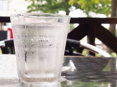 空調服は水分補給や塩分補給を忘れると体に悪い