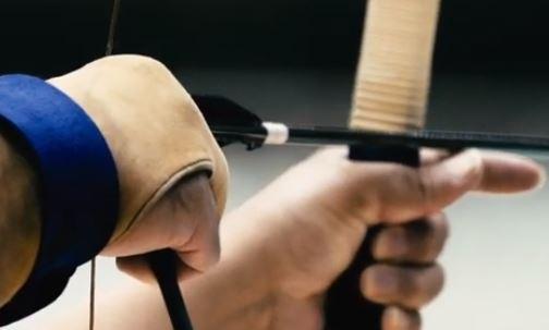 弓道で引き分けが辛くなる理由の一つは右手首