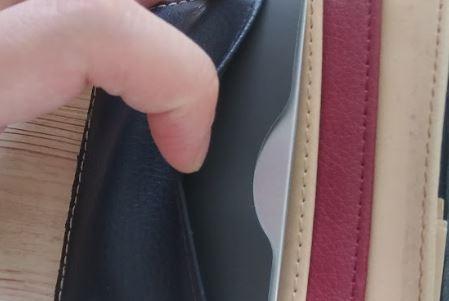 LOE RFID スキミング防止カードケースの口コミ