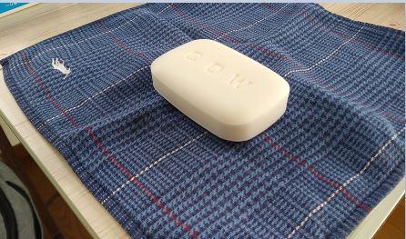 固形石鹸は車の芳香剤代わりとして優秀