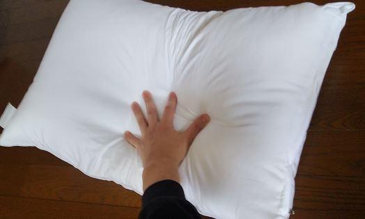 skygenius 安眠・高反発枕SKG-RBZX-1をレビュー