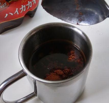 ドリップバッグコーヒーにココアを混ぜる!注意点・風味の変化を解説