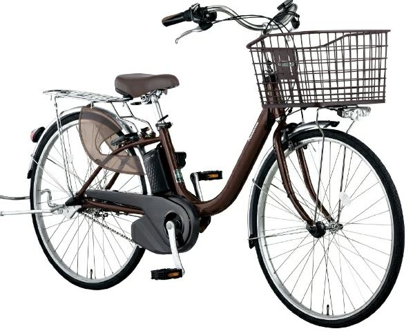 ビビ・L・押し歩き電動アシスト自転車の口コミ